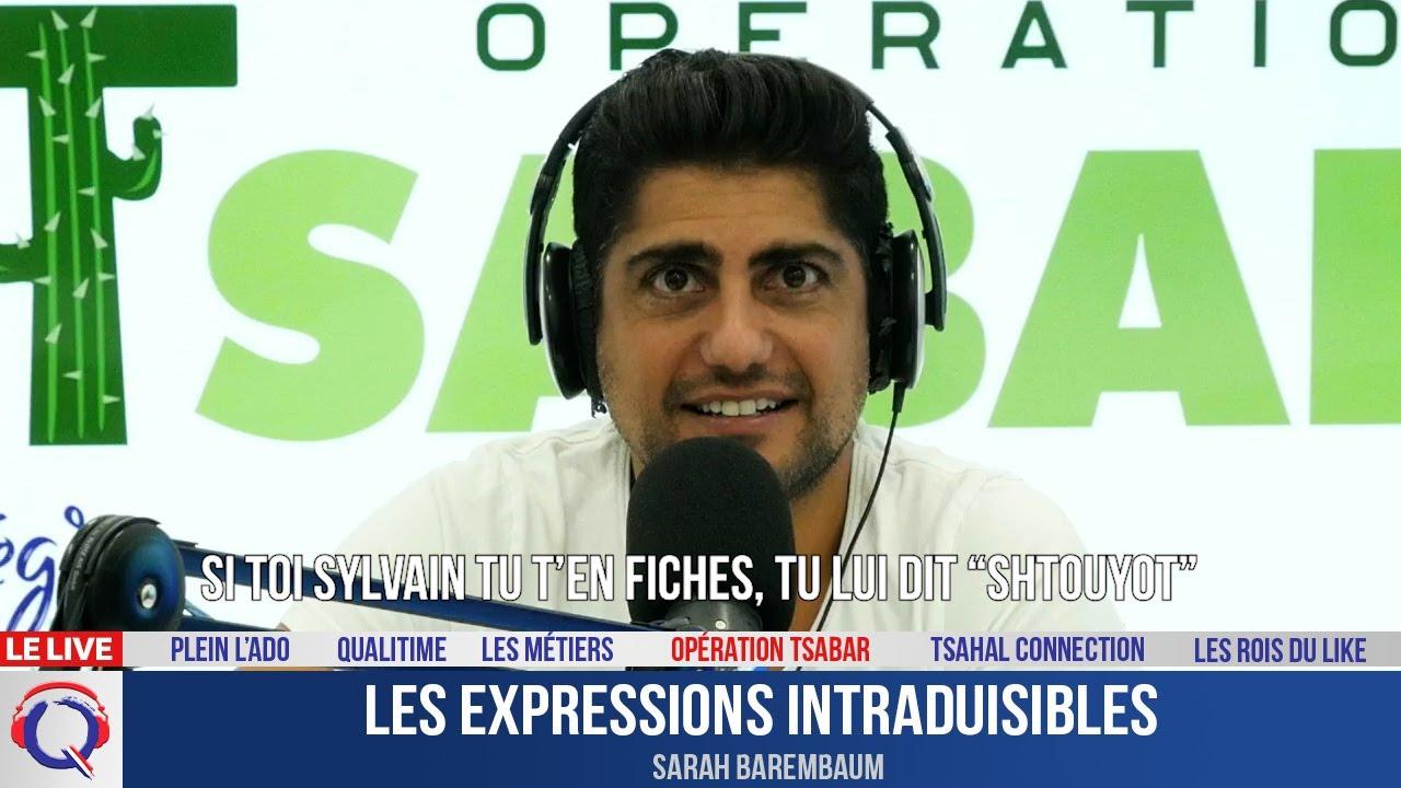 Les expressions intraduisibles - Opération Tsabar #59