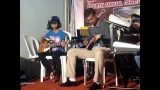 Guitar Rock Star Harini Shree