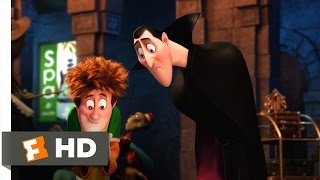 Hotel Transylvania 2: Drac Learns New Technology thumbnail