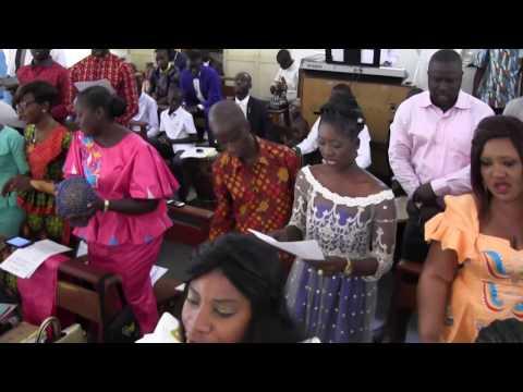 Chorale des jeunes sainte Thérèse du Grand Dakar