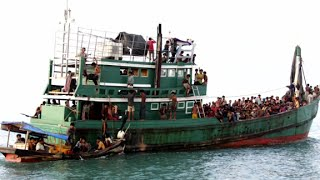 Second migrant boat arrives in Indonesia