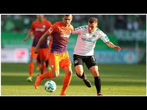 Aktuelle Nachrichten 2 Liga Greuther Furth Verpasst Big Point