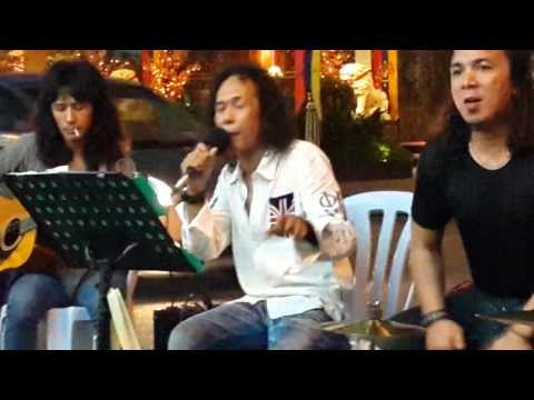 penasaran-The rock legend band cover,dangdut