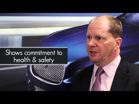 NQA case study: Jaguar Land Rover 'Supporting the British Economy Safely'.