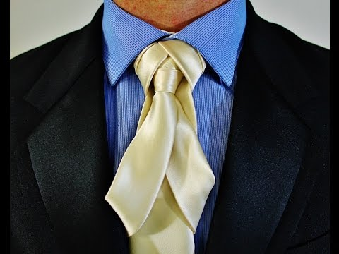 How to tie a tie v trix knot youtube how to tie a tie v trix knot ccuart Image collections