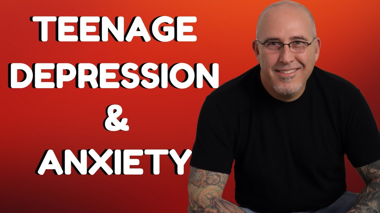 MASKING MY ANXIETY AND DEPRESSION AS A TEEN