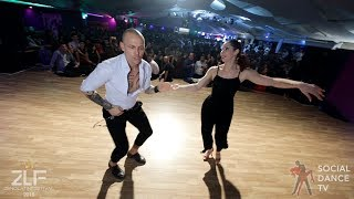 Fernando Sosa & Tatiana Bonaguro – Salsa Social Dancing | Zeno Latin Festival 2019 (Naples, Italy)