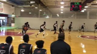 Team L.A.B. vs Dynamic Disciples -Marvin Guthrie Coach Dayal