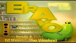 BRAVO HITS VOL. 112 (2021) THE BEST MUSIC ALBUM CHARTS MUSIC