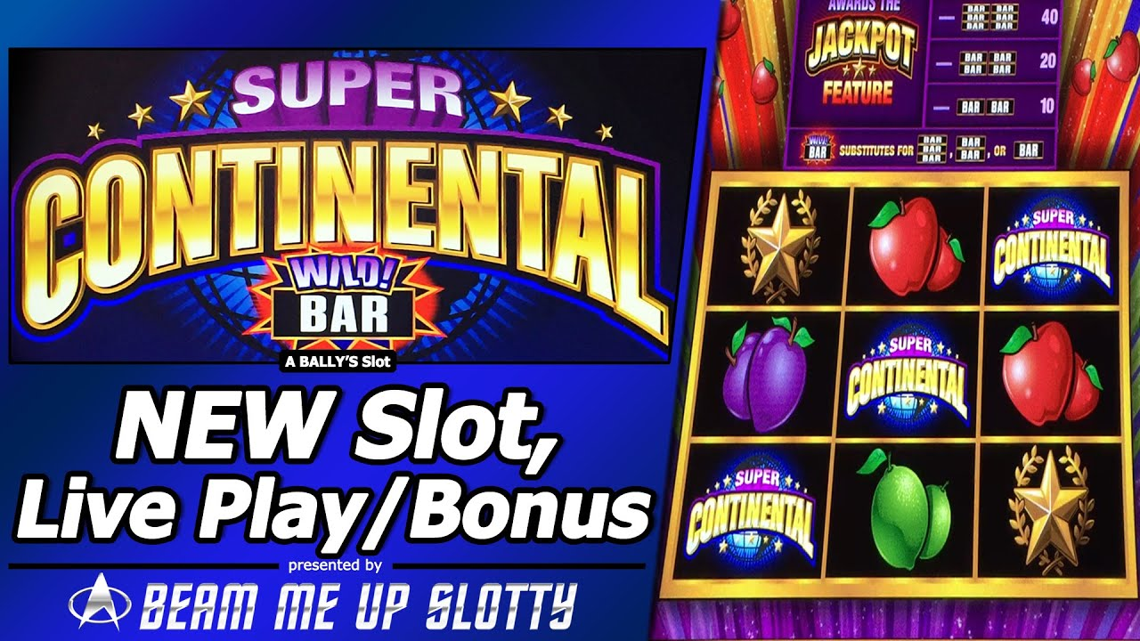 New Super Wilds Slot