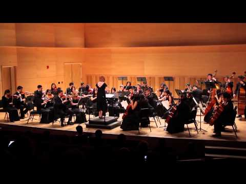 HHS Chamber Orchestra Giannini Concerto Grosso