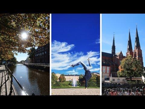 Biggest church in Scandinavia| Exchange Student in Stockholm