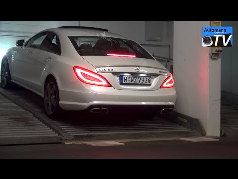 2014 Mercedes CLS 63 AMG (558hp) - pure SOUND (1080p)