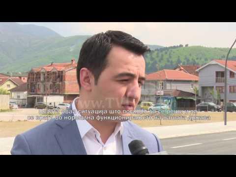 """Министрите на ДУИ подготвени за оставки - Се чека """"Зелено Светло"""" од Мала Речица"""