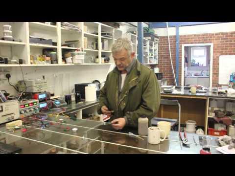 Making High Performance Supercapacitor Materials - 2