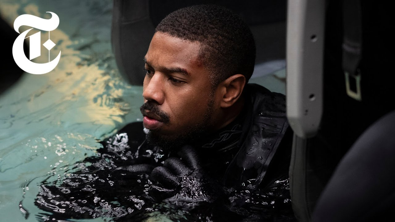 Watch Michael B. Jordan Survive a Plane Crash in 'Without Remorse' | Anatomy of a Scene