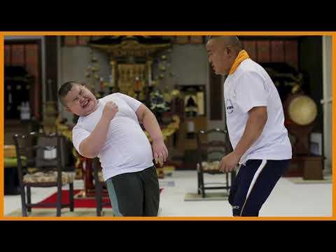 Meet Kyuta: the 10-year-old, 85-kilo sumo in training