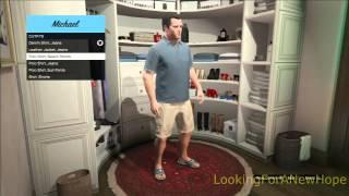 GTA V Lester Mission - Smart Clothes