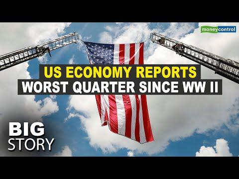Big Story | US GDP Plunged Almost 33% Amid Coronavirus Induced Shutdown