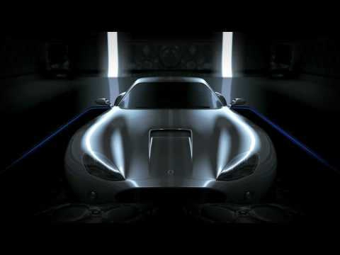 ESCAPE - new Cobra Venom V8 concept car - 3D design animation video trailer (HD)