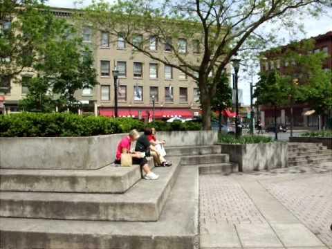 Hanover Square In Syracuse, New York