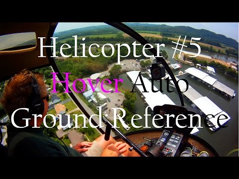 R22 Helicopter Add-On Flight #5 GOOD Hover Autos l StraightLevel lApproaches + ...