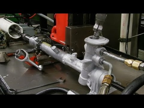 Unisteer Rack Pinion Test Stand Procedure