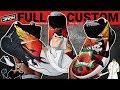 Full Custom | Samurai Jack Aku Westbrook Why Not 1.0 Jordan  by Sierato