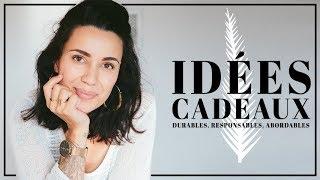 IDÉES CADEAUX : DURABLES - RESPONSABLES - ABORDABLES | Coline