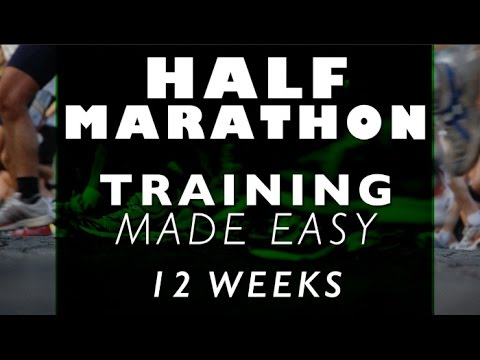 Half Marathon Training Made Easy