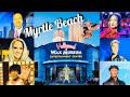 Myrtle Beach Hollywood Wax Museum Full WalkThrough