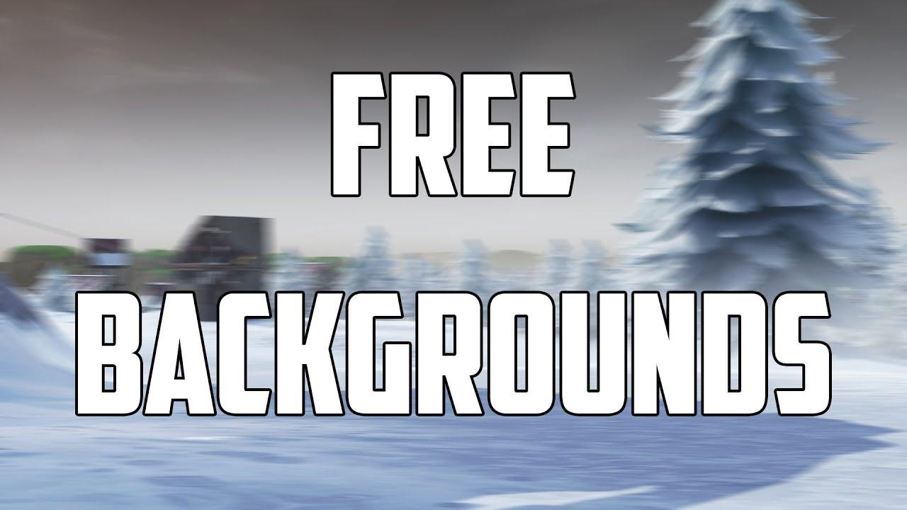 Free Fortnite Thumbnail Backgrounds 1080p 3d Thumbnails
