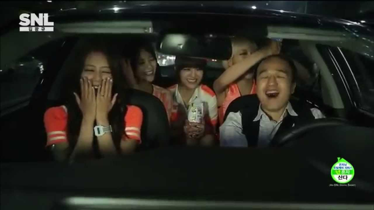 AOA in SNL Korea [CC: ENG SUBS] | FunnyDog TV