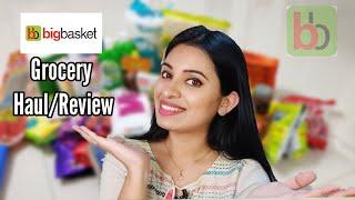 bigbasket Grocery Haul/ Review | Online Grocery shopping screenshot 1