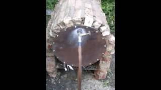 древесный уголь хорошего качества на халяву