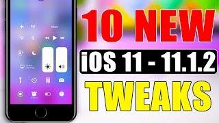 10 ALL NEW iOS 11 - 11.1.2 Jailbreak Tweaks