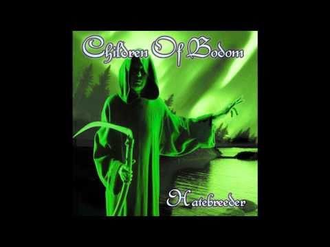 Children Of Bodom - Bed Of Razors (hd)