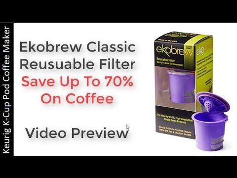 Ekobrew Classic Reusable