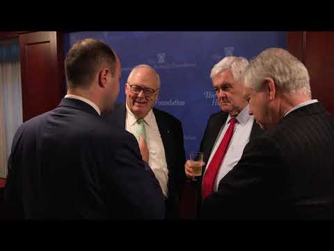 The Heritage Foundation's Alumni Reception Spring 2018