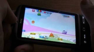 Swing Frog - лягушка путешественница(Видео обзор игры для Android - Swing Frog., 2011-03-24T18:56:00.000Z)