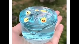 Credit: @artsypeach @pkksweetdeco here you have a compilations of the best slime videos. will relax lot watching this! second part!! :https://www.youtu...