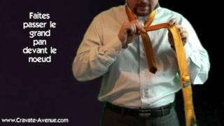 LE NOEUD DE CRAVATE PRATT - Comment faire un noeud de cravate.