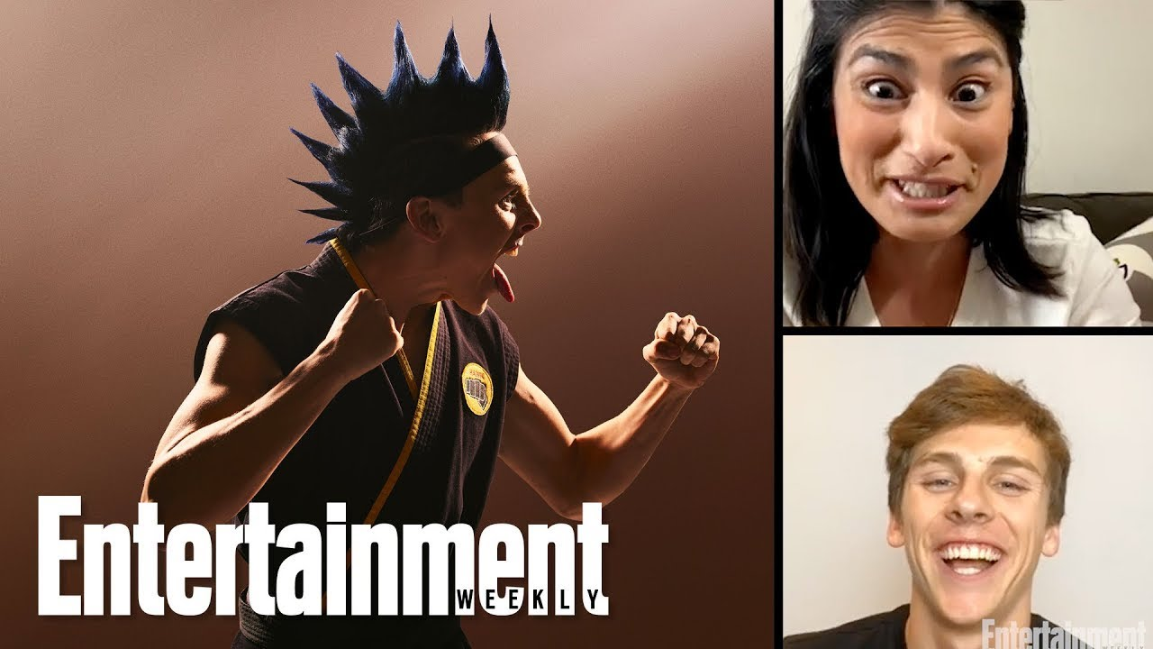 Jacob Bertrand (Hawk) Dives Into Cobra Kai Season 3 Spoilers