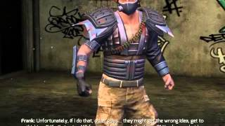 [Gangstar Vegas] Gangstar Vegas Walkthrough--Story Mission 14(Eye For An Eye)
