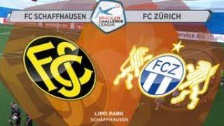 Fc Schaffhausen vs Fc Zürich (27.05.17)