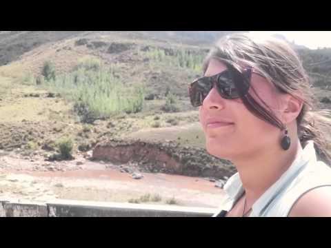Jessi on Tour - Lesotho/Drakensberg