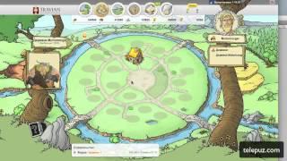 Травиан  - Обзор игры