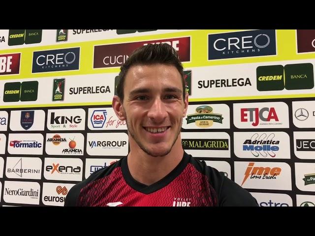 Fabio Balaso al termine della quarta settimana di lavoro