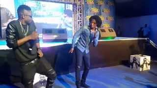 How Lil Kesh Shut Down #StarMusicTrek 2015 Artiste Sign on Party With 'Shoki' and 'Gbese'