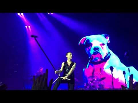Depeche Mode - Enjoy The Silence (Budapest, 02.02.2018.)